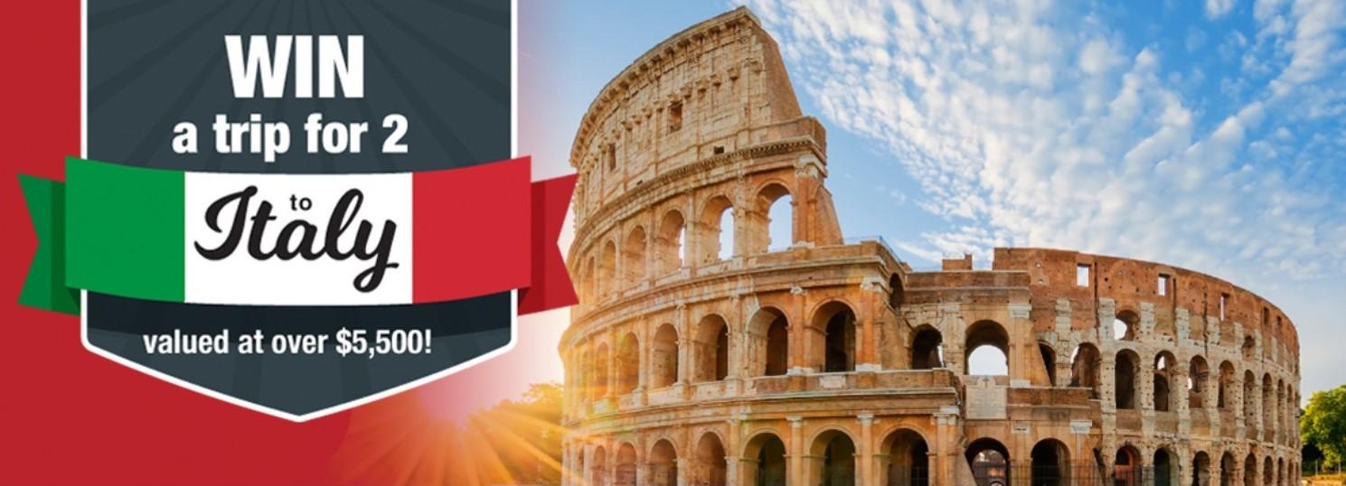 "OTIP ""Taste of Italy"" Contest"